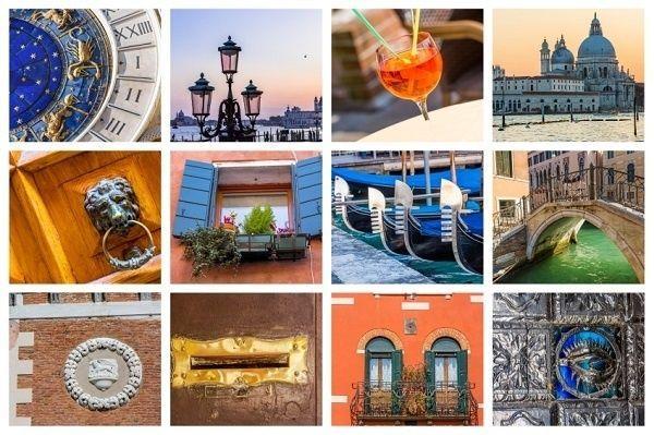 Het veelzijdige Venetië