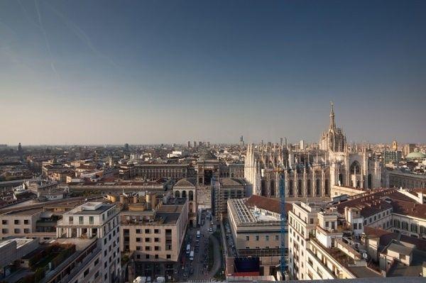 Een dagje naar Milaan