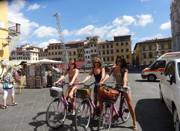 Ga op een fietstour met Baja Bikes in Florence, Rome en Barcelona!