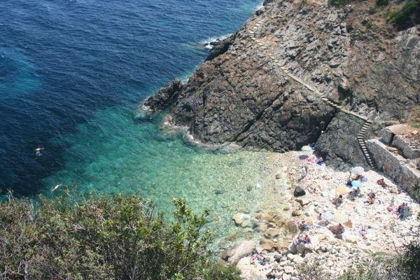 Kamperen op Elba