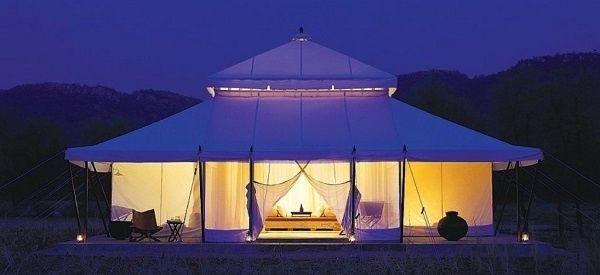 De meest originele tenten!